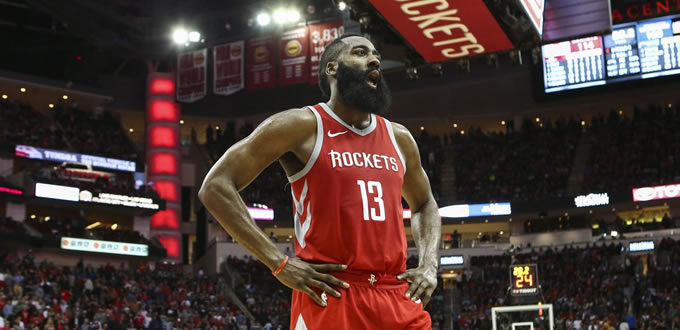 Houston Rockets'ten Muhteşem Seri