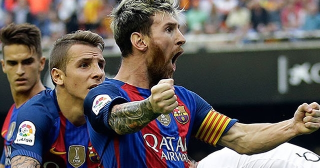 Ballon d'Or Lionel Messi'nin