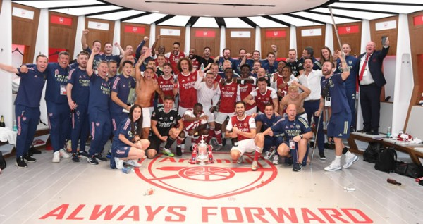 FA Cup Arsenal'in