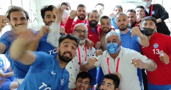 Ankara Demirspor Play Off'ta