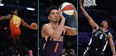 All-Star'da En İyiler Belli Oluyor