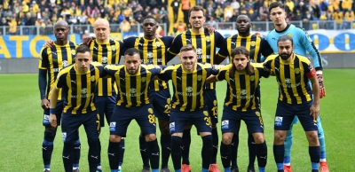 Ankaragücü Yükseliyor
