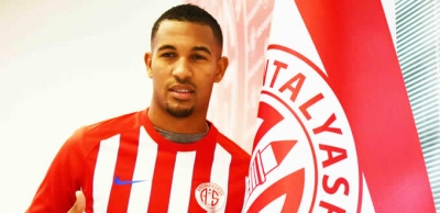 Antalyaspor'da William Vainqueur Şoku