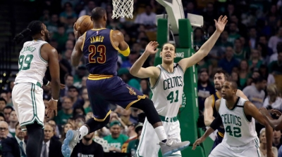 Boston Celtics Cleveland Cavaliers'a direnemiyor