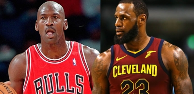 LeBron James, Michael Jordan'ı Geçti