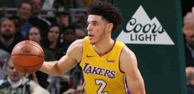 Lonzo Ball, Lebron James'in rekorunu kırdı