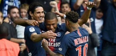 PSG Yıldızları İle Kazandı