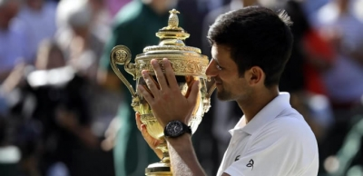 Wimbledon'da Zafer Novak Djokovic'in